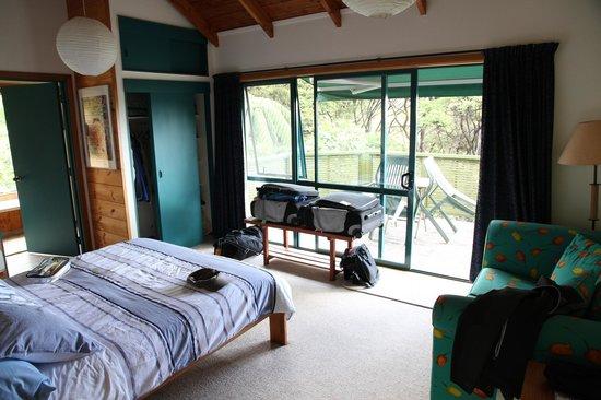 Buffalo Lodge:                   Our room