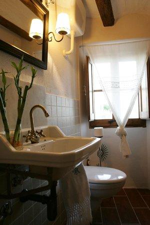 Ca La Laia: Baño 1