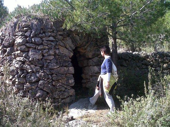 Ca La Laia : descubriendo una tipica barraca de piedra seca