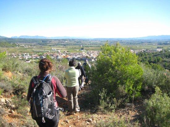 Ca La Laia : Panorámica de Torrelles de Foix
