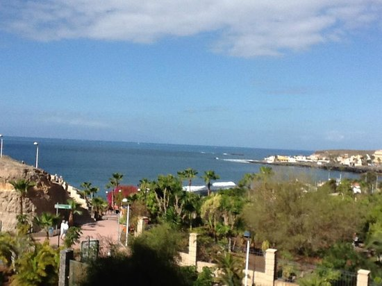 Sheraton La Caleta Resort & Spa:                   View from the Sheraton
