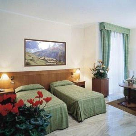 Hotel Clementi: Camera doppia
