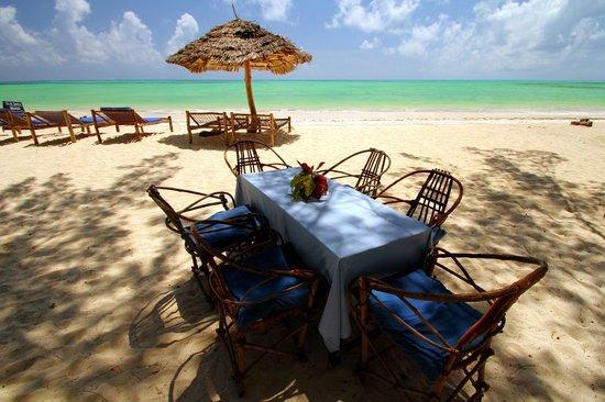Blue Doors Restaurant: Perfect View