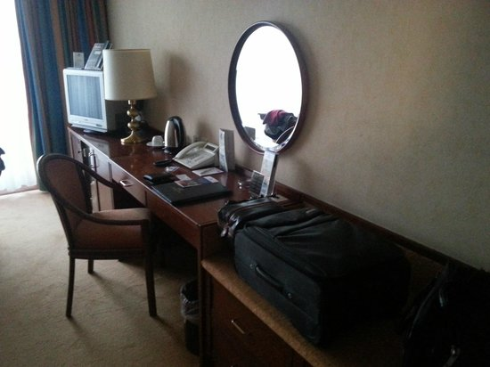 Maritim Hotel Koeln:                   Scrittoio