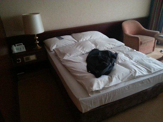 Maritim Hotel Koeln:                   Letto