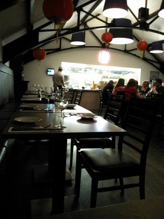 Mr Lau's Dim Sum Bar + Restaurant: Lovely atmosphere