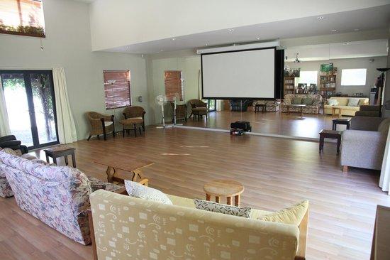 Mokoia Downs Estate B&B:                   The multi-purpose facility