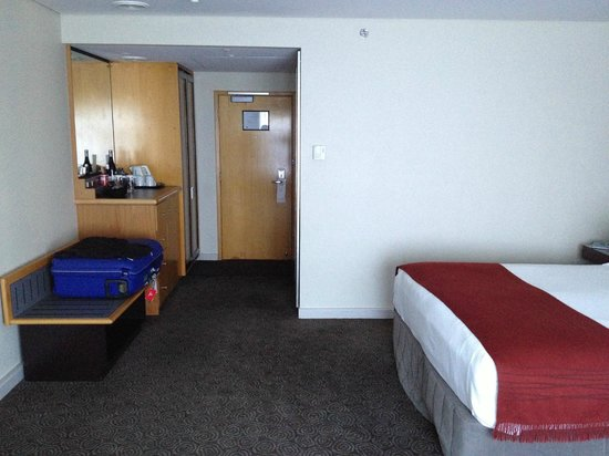 คราวน์พลาซ่า โอกแลนด์:                   Room 17th floor