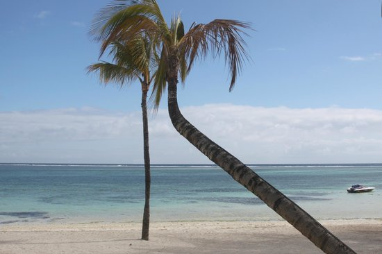 Ambre Resort & Spa:                   Пляж
