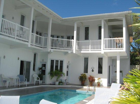 The Inn On The Bay:                   paradise                 