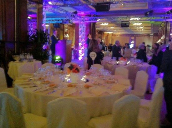 Hotel Principe Di Savoia:                   Sala Banqueting