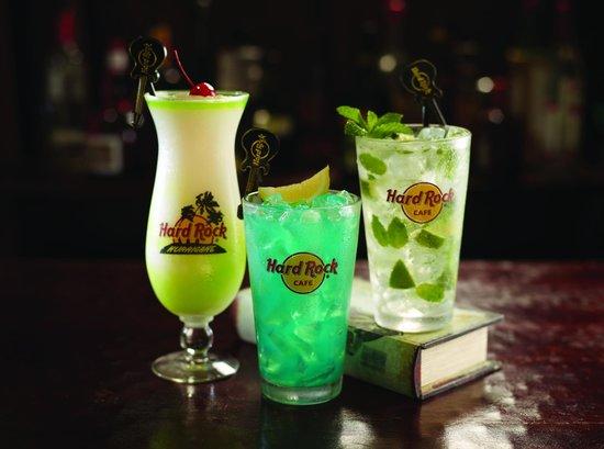 Hard Rock Cafe Cocktails Picture Of Hard Rock Cafe Guam