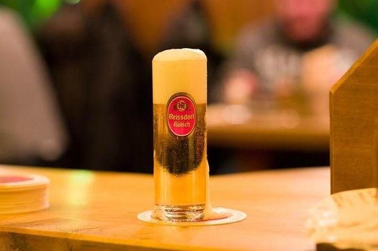 Reissdorf am Hahnentor: Ein leckeres Kölsch