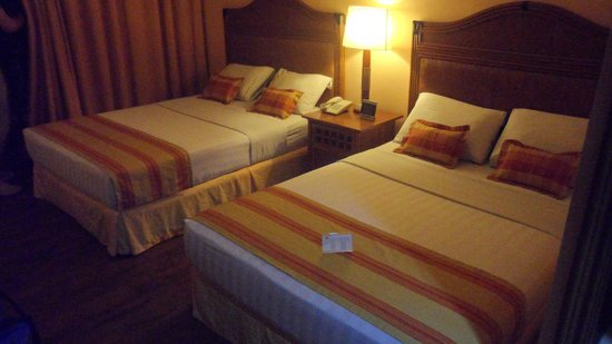 Best Western Boracay Tropics Resort:                   This is how we found our room