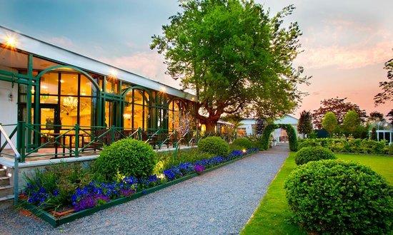 The Keadeen Hotel: Garden Room Exterior