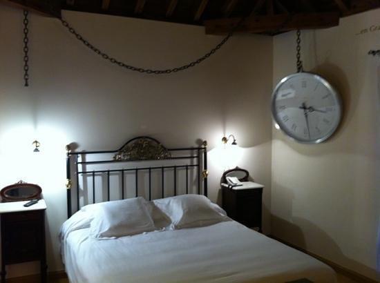 Gar-Anat Hotel Boutique:                   habitación Don Alhambro
