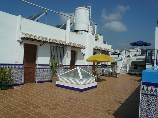 Apartamentos Pepe Mesa:                   terraza