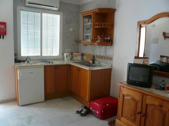 Apartamentos Pepe Mesa:                   habitación