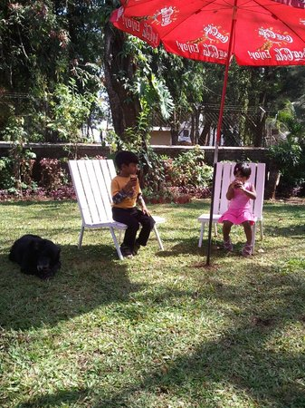 Ferreira Resort:                   Play area for Kids