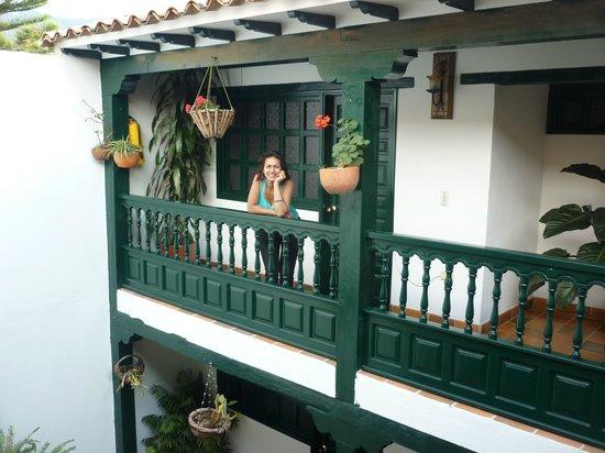 Hotel Antonio Narino:                   interior del hotel