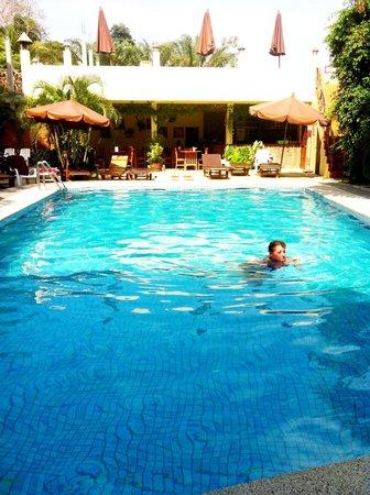 Sabai Mansion:                                                       Pool                                   
