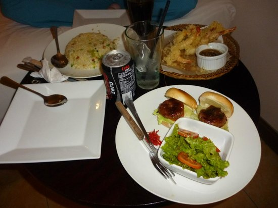 Hotel Tropika Davao:                   Delicious food!