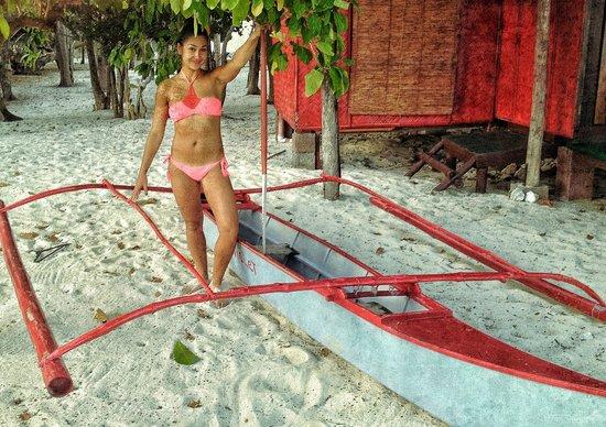 Mangenguey Island:                   mini bankas