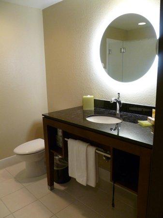 HYATT House San Jose/Silicon Valley:                                     pretty bathroom