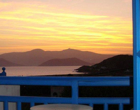 Hotel Dilino & Studios: Panoramic Dilino view!!!!