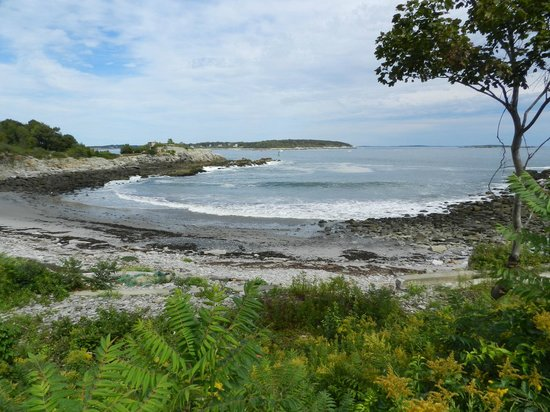 Fort Williams Park:                   Playa en el parque