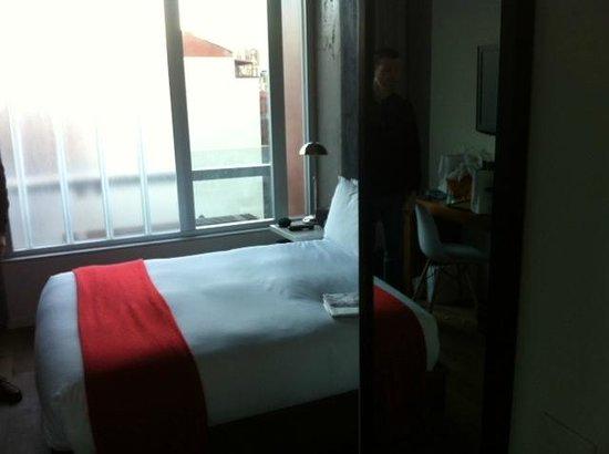 The Nolitan Hotel:                   Room