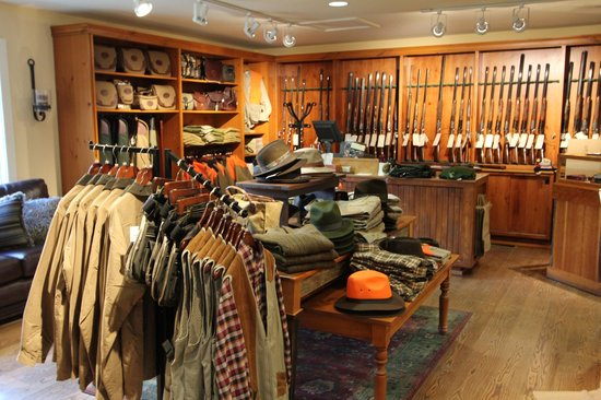 Hunting Man Cave Store : One of many daily lunch specials picture orvis