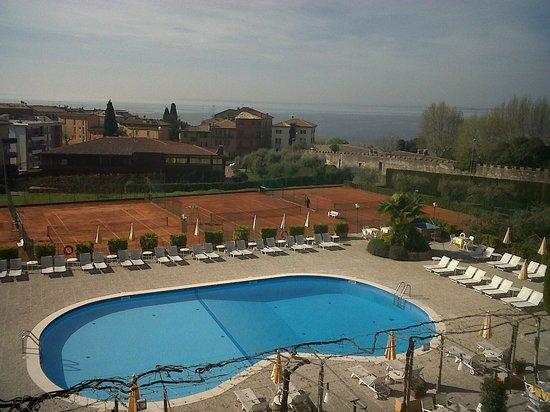 Hotel Garden:                   Vista