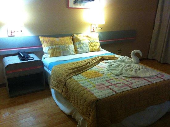 Flamingo Beach Hotel:                   Habitaciones