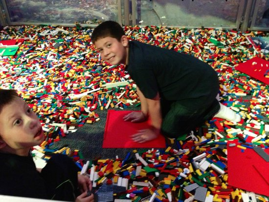 """Quality Inn & Suites Seabrook Nasa Kemah:                   """"Lego heaven"""" at Space Center"""