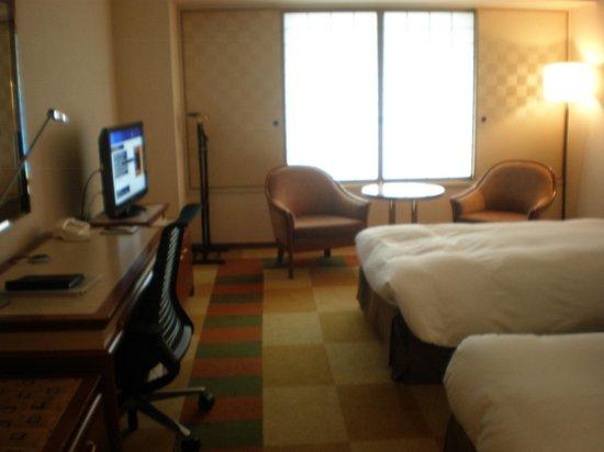 Hilton Osaka:                   客室