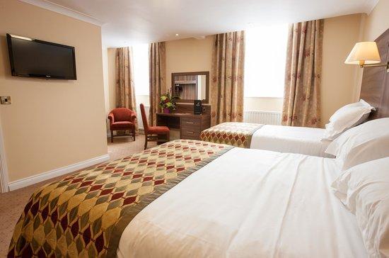 Adair Arms Hotel: Standard Twin Room