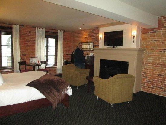 奈爾利根酒店照片