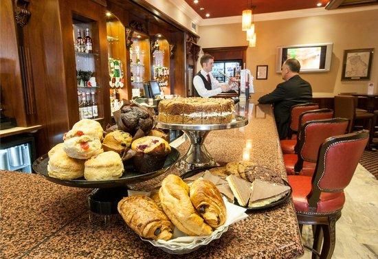 Adair Arms Hotel: Coffee Bar