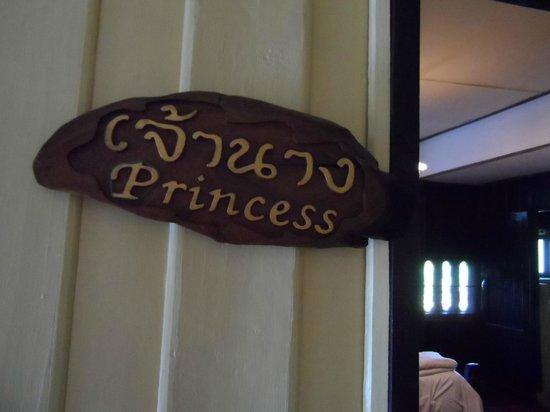 Huanpingphu:                   Bedroom name                 