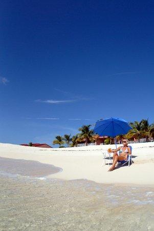 Bimini Sands Resort and Marina: Bimini Sands Beach