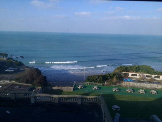 Legacy Hotel Victoria - Newquay:                   View from the window.