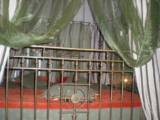 Riad Kheirredine:                                     The Riad - Eucalyptus room