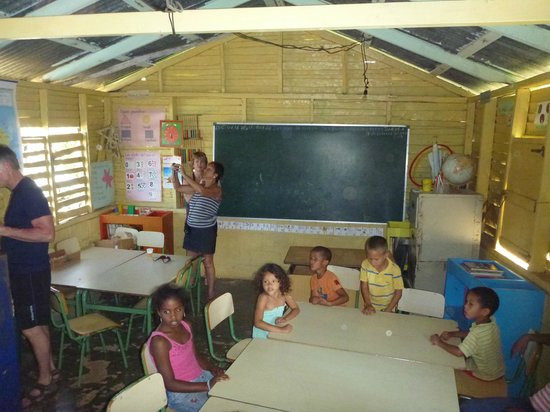 Grand Bahia Principe San Juan:                   country school house-gr 1-8