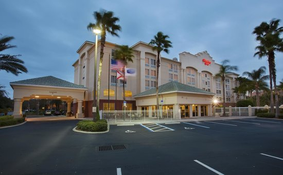 Hampton Inn Orlando/Lake Buena Vista: Hampton Inn Orlando Lake Buena Vista - Exterior