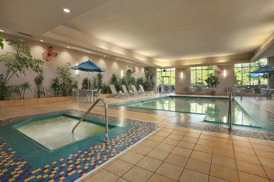 Embassy Suites by Hilton Nashville South/Cool Springs: Indoor Pool and Whirlpool