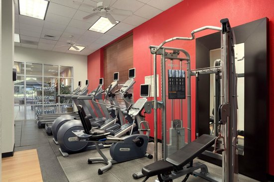 Embassy Suites by Hilton Nashville South/Cool Springs: Fitness Center