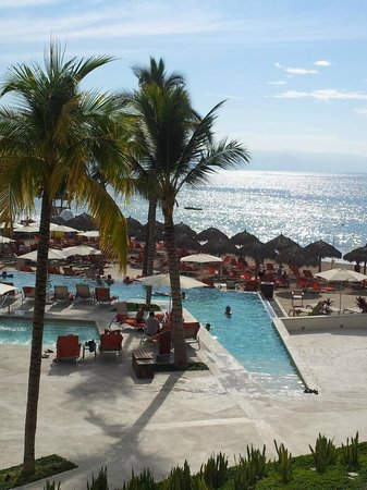 Now Amber Puerto Vallarta:                                     view from a
