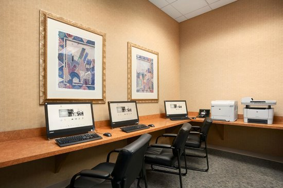 Embassy Suites by Hilton Nashville South/Cool Springs: 24 Hour Business Center