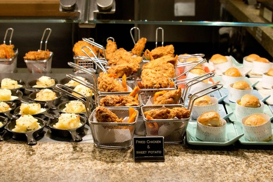 Cool Yummy Options Picture Of Bacchanal Buffet Las Vegas Home Remodeling Inspirations Genioncuboardxyz